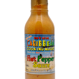 Private Stock Hot Pepper Sauce