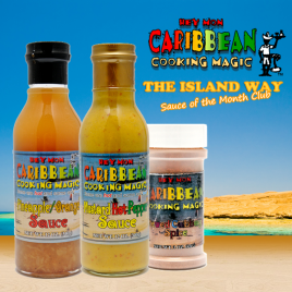 The Island Way Sauce of the Month Club